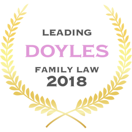 Doyle's Guide - Leading Sydney Family Law 2018