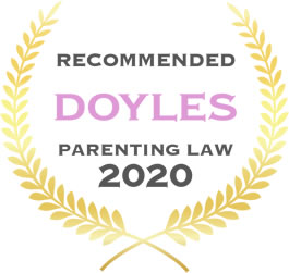 Doyle's Guide - Leading Parenting & Children's Matters Lawyers - New South Wales, 2020 David Barry (Recommended)