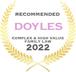 Doyle's Guide - Leading Family Lawyers (High-Value & Complex Property Matters) – New South Wales, 2021